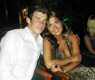Gareth Bale - Emma Rhys-Jones