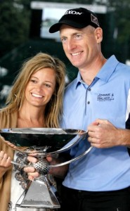 Jim Furyk's Wife Tabitha Skartved