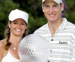 Jim Furyk's Wife Tabitha @ athleteswives.com