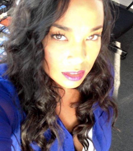 Floyd Mayweather's Baby Mama Josie Harris - PlayerWives.com