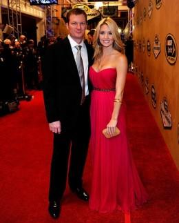 Dale Earnhardt Jr's Girlfriend Amy Reimann