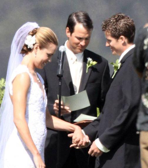 Natalie Coughlin's husband Ethan Hall