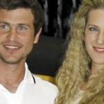 Victoria Azarenka's boyfriend, Sergei Bubka Jr