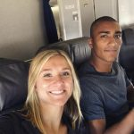 Ashton Eaton's wife Brianne Theisen -Eaton - Instagram