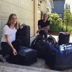 Ashton Eaton's wife Brianne Theisen-Eaton - Instagram
