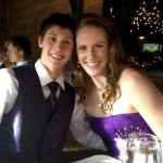 Missy Franklin and boyfriend John Martens
