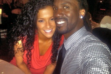 Andrew McCutchen's girlfriend Maria Hanslovan