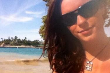 Andrew Wheating's girlfriend Chera McCabe