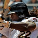 Andrew McCutchen's girlfriend Maria Hanslovan @ blackgoldworld.com