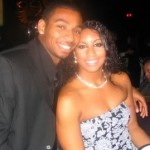 Cullen Jones girlfriend Maritza Correira @ blackhairmedia.com