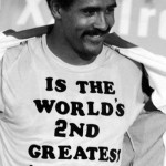Daley Thompson is a dick