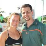 Brittany Viola's boyfriend Anthony Gonzalez @ flairmiami.com