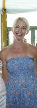 Geoff Ogilvy's wife Juli Ogilvy