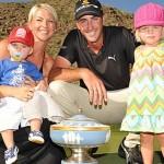Geoff Ogilvy's wife Juli Ogilvy @  PGATOUR.com