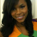 Kevin Durant's girlfriend Letoya Luckett @
