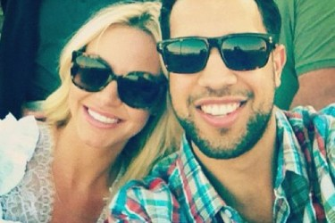 Landry Fields Girlfriend Elaine Alden