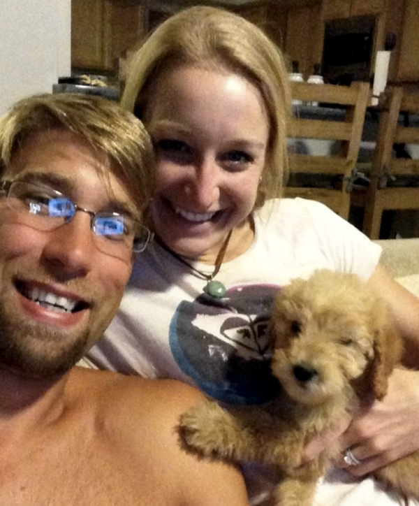 Matt Grevers Wife Annie