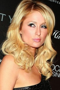 Nick Symmonds girlfriend (?) Paris Hilton