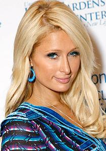 Nick Symmonds girlfriend (?) Paris Hilton