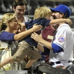 RA Dickey's wife Anne and family @ nymetsfans.tumblr.ccom