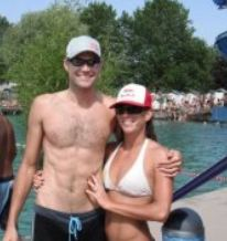Phil Dalhausser's wife Jennifer Corral