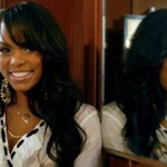 Kevin Durant's girlfriend Letoya Luckett @ pinboardblog.com