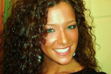 Andrew McCutchen's girlfriend Maria Hanslovan @ taltopia.com