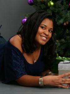 Tyson Gay's girlfriend (ex) Shoshana Boyd