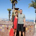 April Ross and Husband Brad Keenan