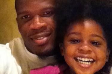 Andre Johnson's daughter