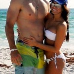 Cristian Ponder's girlfriend Kacie McDonnell