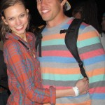 Sam Bradford's girlfriend Karlie Kloss
