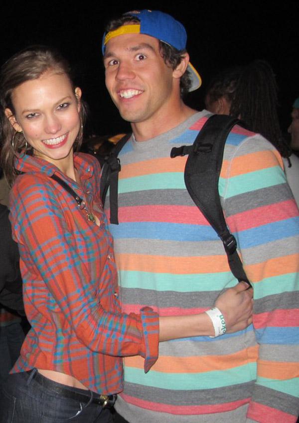 Sam Bradford's girlfriend Karlie Kloss