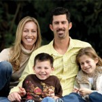 Todd Rogers wife Melissa Masonheimer Rogers @ Volleyball Magazine