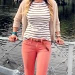 Jillian Stacey, Keegan Bradley's girlfriend