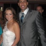 Michael Morse girlfriend Jessica Etalby