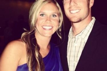 Zack Cozart's wife Chelsea Cozart