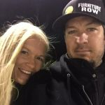 Martin Truex Jr's girlfriend Sherry Pollex