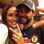 Angel Pagan's wife Windy Pagan