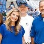 Chuck Pagano's wife Tina Pagano