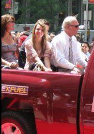 Jim Leyland's wife Katie Leyland