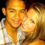 Jon Jay's fiance Nikki Stecich