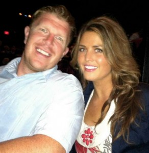 Matt Birk's Wife Adrianna Birk