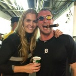 Max Scherzer's girlfriend Erica May
