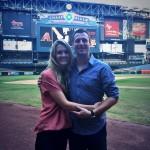 Max Scherzer's wife Erica May-Scherzer - Twitter