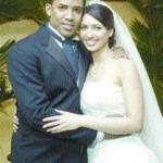 Octavio Dotel's wife Massiel Dotel