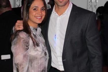 Raul Ibanez's wife Tery Ibanez @ bronxbaseballdaily.com