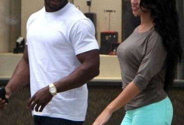 Reggie Bush's girlfriend Lilit Avagyan