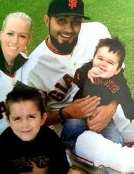Sergio Romo's wife Chelsea Romo