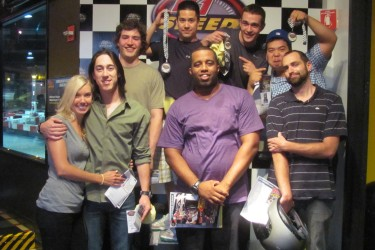 Tim Lincecum's girlfriend @ k1speed.com